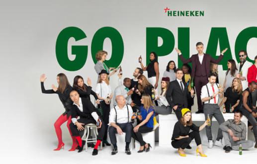Heineken Go Places